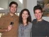 Kevin, Robyn, Jon
